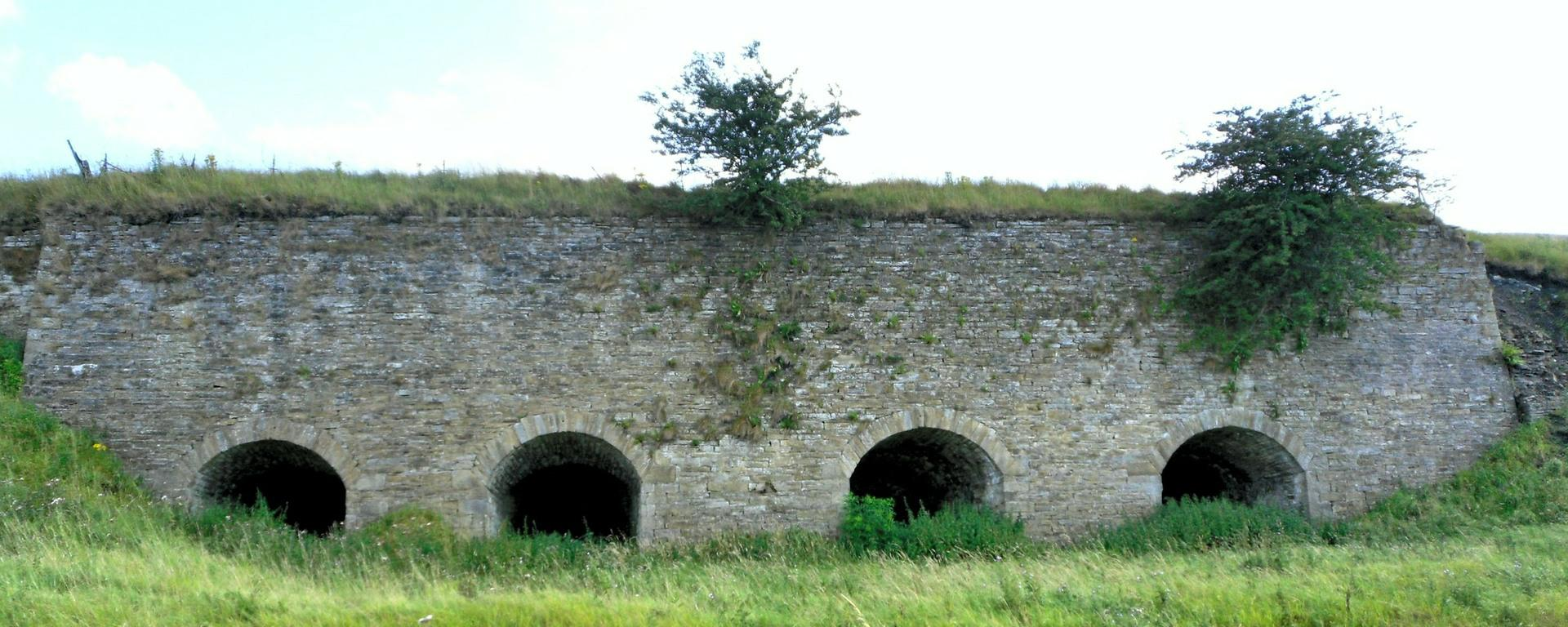 Lime Kiln at Forest Head Quarry