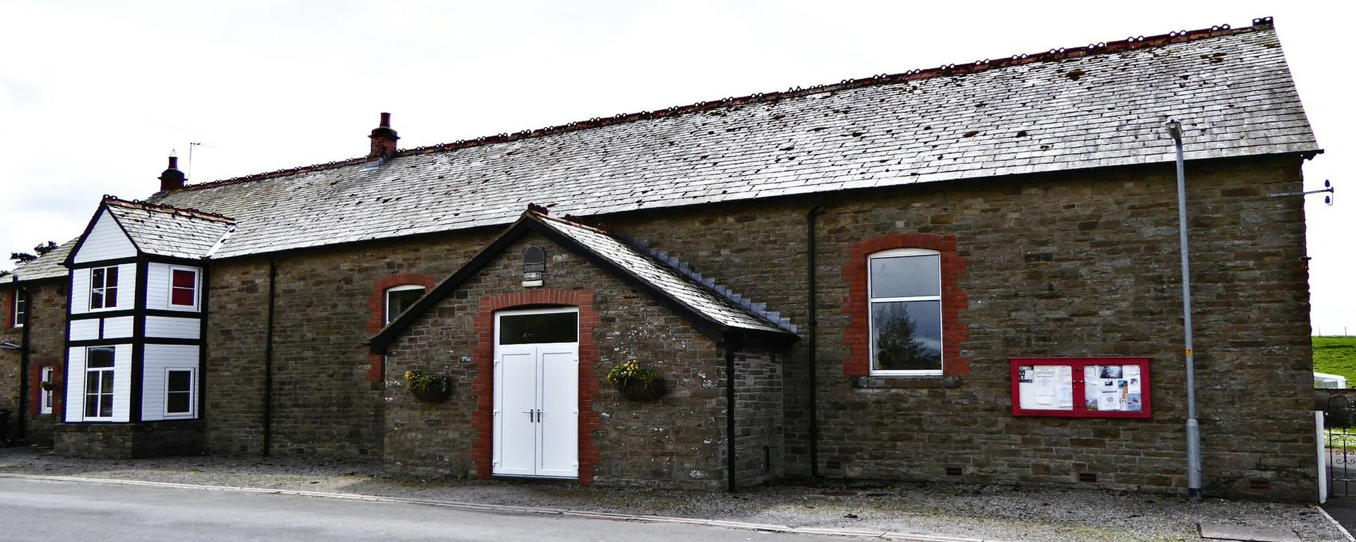 Lacy Thompson Memorial Hall (Farlam Village Hall)